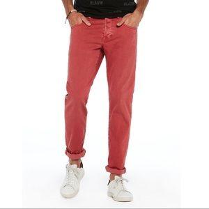 Scotch & Soda Ralston jeans pepper red W 33/L 32